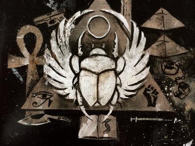 Triple Darkness - Darker Than Black (CD) main photo