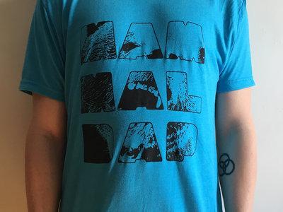 Unisex Bear T-Shirt - Turquoise main photo