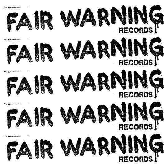 fair warning records