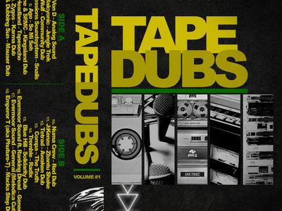 Disorda - Tape Dubs Volume #1 (Tape) main photo