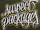 Suspect Packages T-Shirt photo