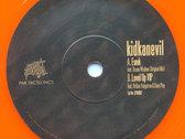 "Kidkanevil ft. Ocean Wisdom, Orifice Vulgatron & Sean Play - Ewok (Original Version) / Level Up VIP (7"") photo"