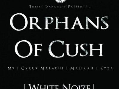 Orphans Of Cush - White Noize (CD) main photo