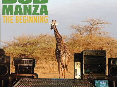 Dub Manza: The Beginning Album on USB, Limited Edition main photo