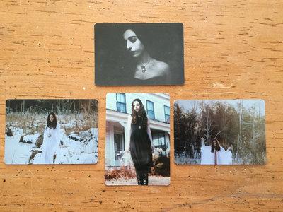 Set of 4 metallic mini prints main photo