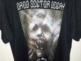 DROID SECTOR DECAY - Posesión Satánica t-shirt photo
