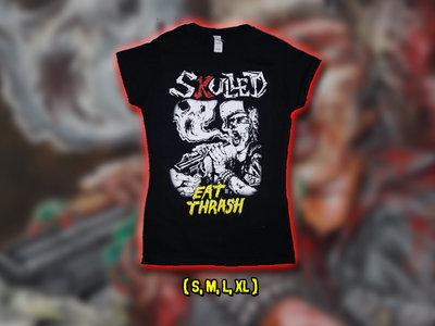 Eat Thrash T-Shirt (women) main photo