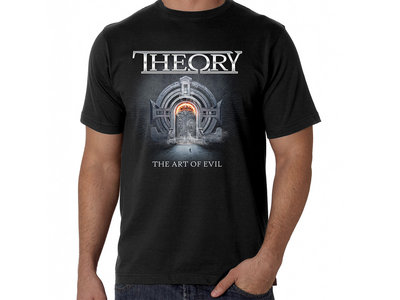 THEORY - The Art of Evil t-shirt main photo