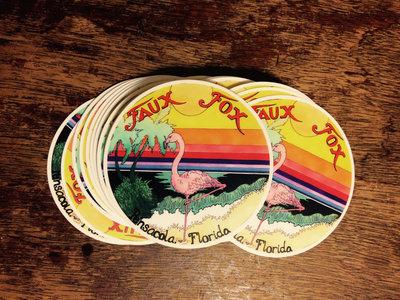 Faux/Fox Sticker main photo