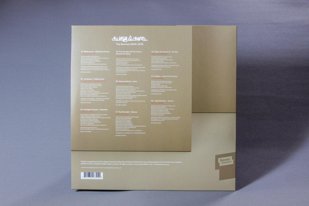 The Remixes 2006-2016 | Jazzanova