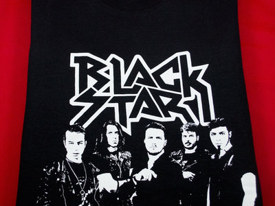 T-Shirt Band Black main photo