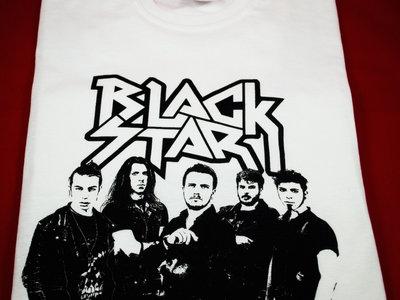T-Shirt Band White main photo