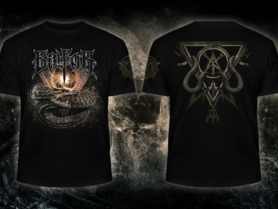BALFOR - Black Serpent Rising - T-Shirt main photo
