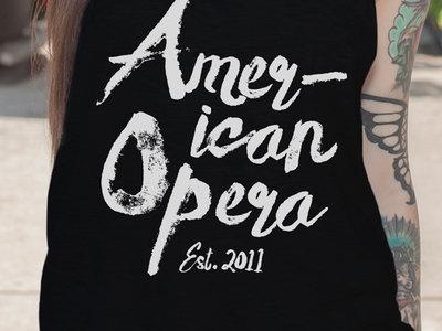 American Opera Typography Tank Top main photo