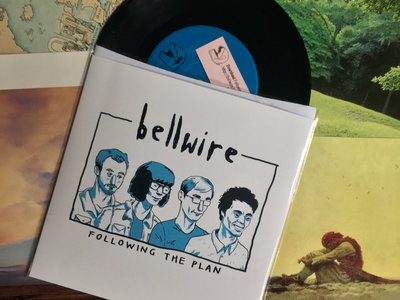 """Bellwire Following the Plan 7"""" main photo"""