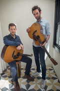 Julian Lage and Chris Eldridge image