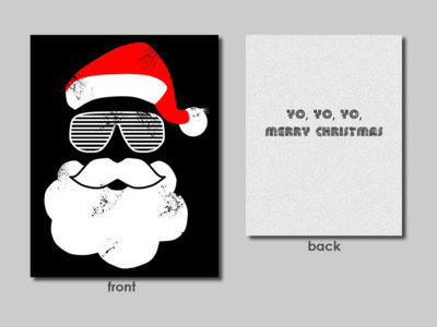 'Cool Santa' Cards (12 pk) main photo