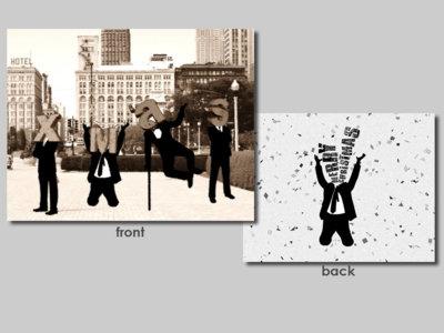 'Suits' Cards (12 pk) main photo