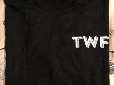 The Wild Frontiers 'TWF' logo tee main photo