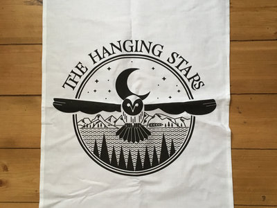 The Hanging Stars Teatowel main photo