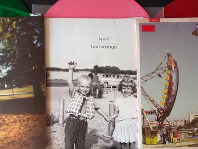Pack 3 LPs - Colors / Bon Voyage / Slow main photo