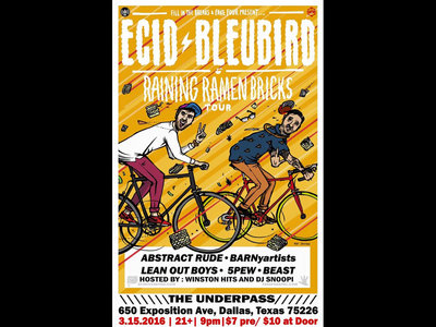 TICKET: The Underpass (Opening up for Ecid, Bleubird, & Abstract Rude) main photo
