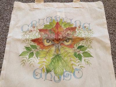 Owl Tote Bag main photo