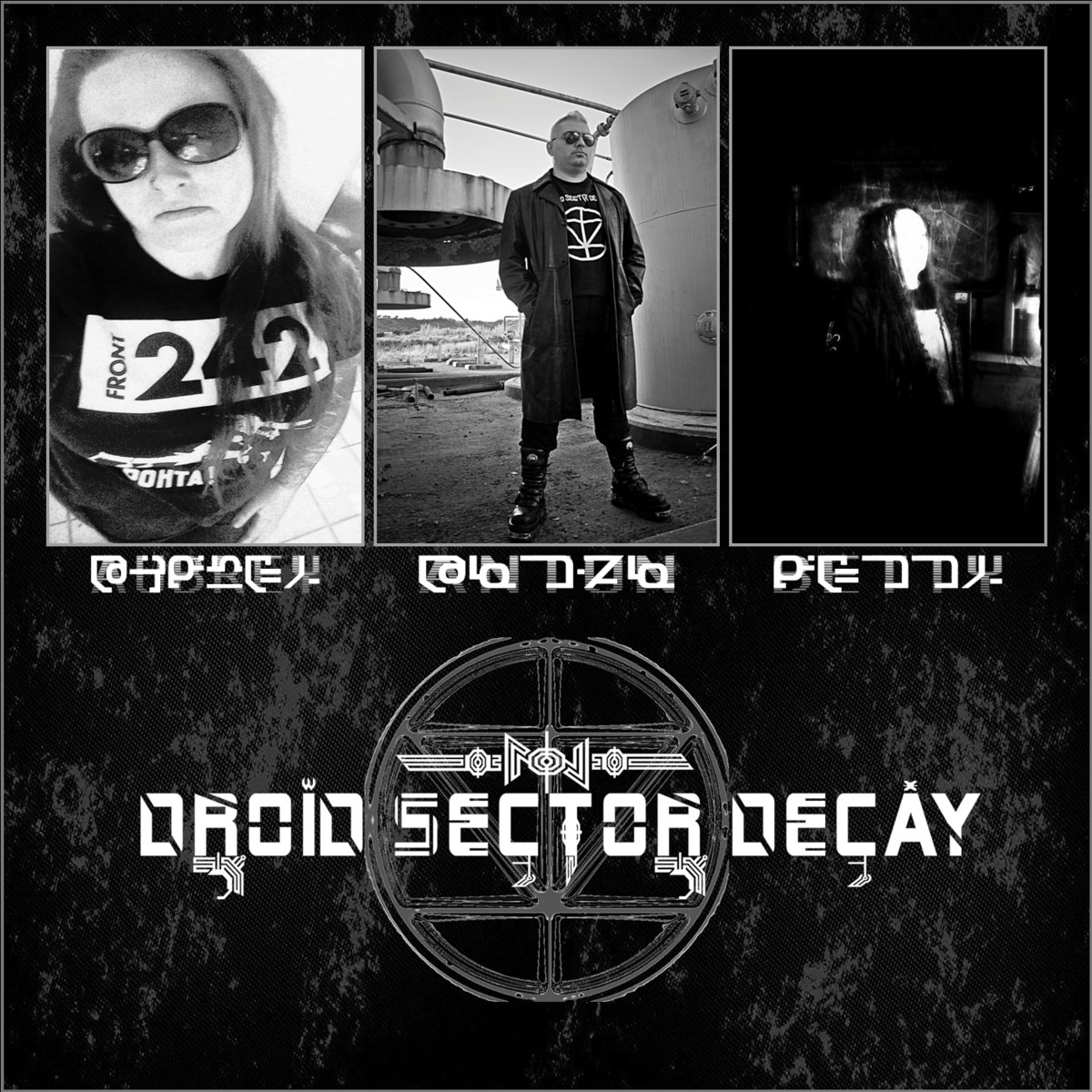Romance Breeds Jazz EP | DROID SECTOR DECAY
