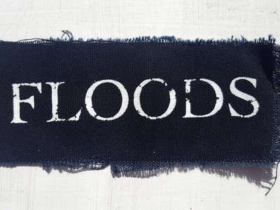 FLOODS patch + EP main photo