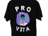Pro Vita Alien's R Real Tee photo