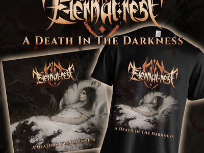 Eternal Rest 'A Death in the Darkness' CD & Shirt Package main photo