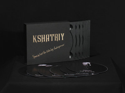 Special CDs Box-Set: 'From Hand to Hand, From Heart to Heart' main photo