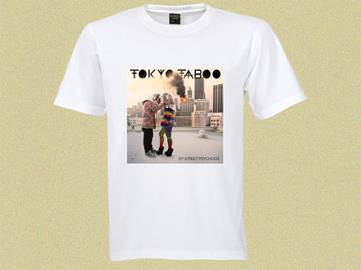 6th Street Psychosis Album Artwork T-Shirt main photo