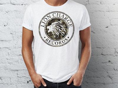 Lion Charge Camo T-Shirt main photo