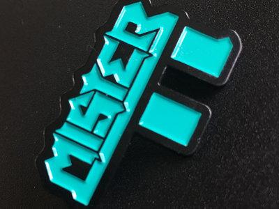 Mister F - Logo Pin main photo