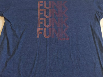 Funk Funk Funk Funk T-Shirt main photo