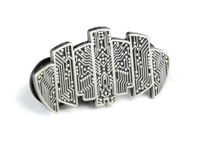 Silver Logo Pin main photo