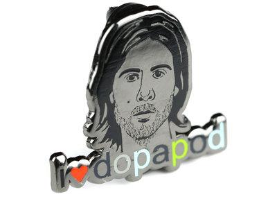 I <3 Dopapod Pin main photo