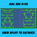 DIAL 666 8100 image