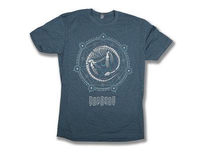Light Blue Dino T-shirt main photo