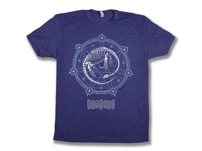 Purple Dino T-shirt main photo