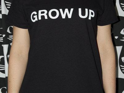 Grow Up Black Shirt main photo
