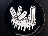 Melting Crystal Sticker photo
