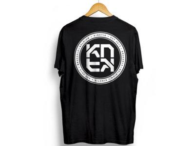 Kinetik Records T-Shirt Black main photo