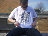 """Dirty fucking Dike"" Mk.2 Original Hand style T-shirt. photo"