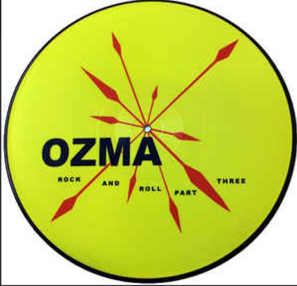 rock and roll part three ozma