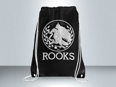 Drawstring Bag w/ Crest main photo