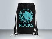 Drawstring Bag w/ Crest photo