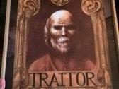 Traitor CD & Poster Bundle photo