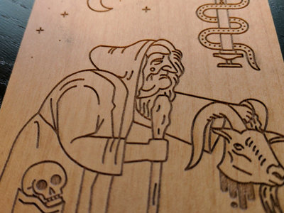 Alder Wood Moss Witch main photo